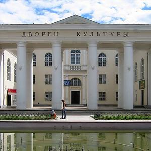 Дворцы и дома культуры Елабуги