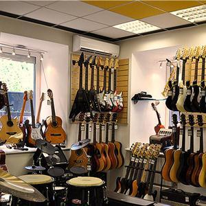 Музыкальные магазины Елабуги