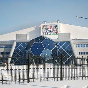 Спортивные комплексы Елабуги