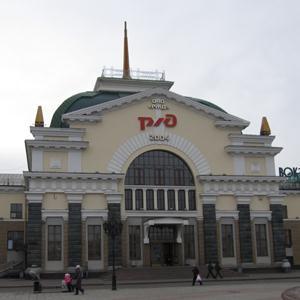 Железнодорожные вокзалы Елабуги